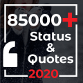 Best Status and Quotes Messages 2020 Icon