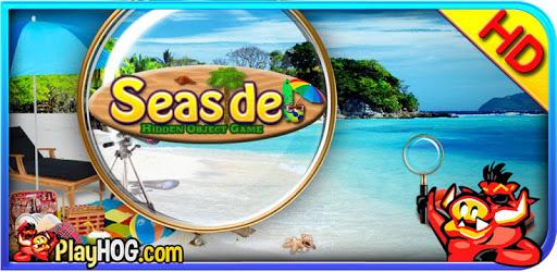 Challenge #145 Seaside New Free Hidden Object Game apk