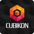 Cubikon flat icon pack for nova launcher Icon