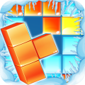 Block Puzzle Winter : New Year Icon