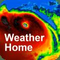 Weather Home - Live Radar Alerts & Widget Icon