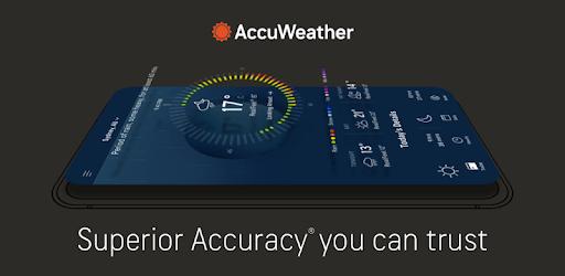 AccuWeather spring weather alerts & local forecast apk