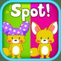 Spot it! Cute Animal Fun 02 Icon