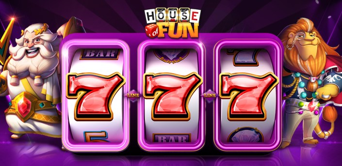 House of Fun: Spin & Play Casino Slots Games apk