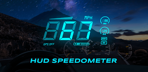 HUD Speedometer to Monitor Speed and Mileage apk