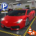 Multi-storey Sports Car Parking Simulator 2019 Icon