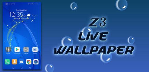 Z Live Wallpaper apk