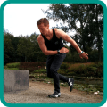 Bodyweight Fitness Workout Icon