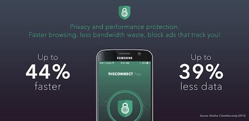 Disconnect for Samsung Internet Browser apk