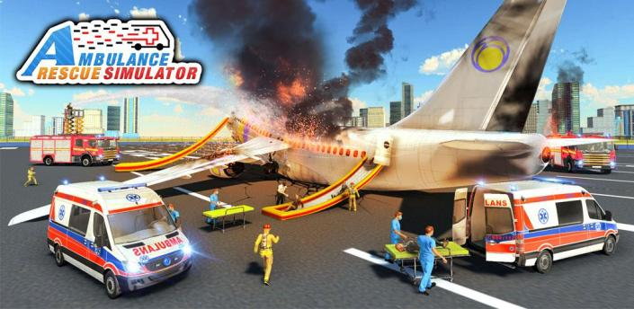 Police Emergency Ambulance Rescue Simulator apk