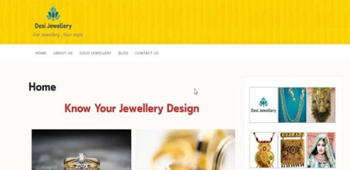 Desi Jewellery apk