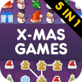 Christmas Games PRO 5-in-1 Icon