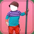 Baby Boy Photo Suit Icon
