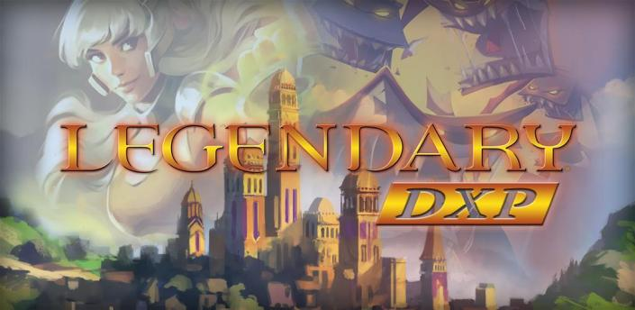 Legendary DXP Deckbuilding Game apk