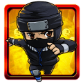 Ninja Hero Run! Jump! Dash! 3D Icon