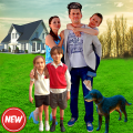 Virtual Mother Dream Family Game Icon