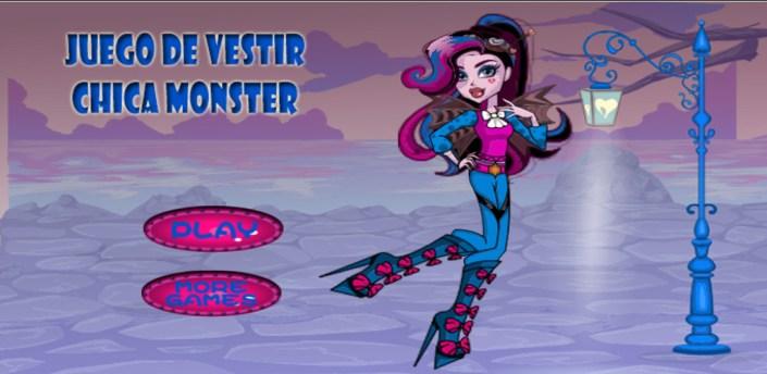 Dress Up Monster girl apk