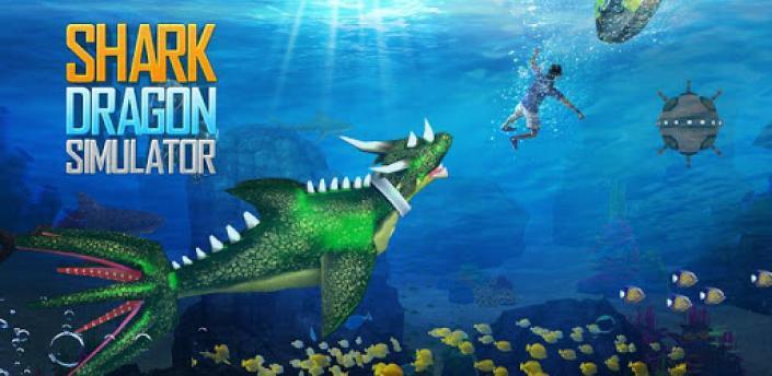 Shark Dragon Simulator apk