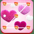 Love Lock screen HD Love Hearts wallpapers pattern Icon