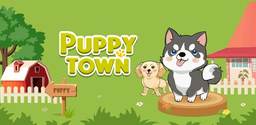 Puppy Town - Merge & Win💰 apk