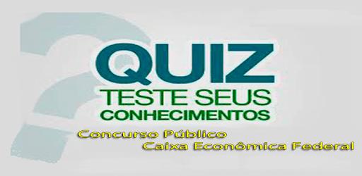 Quiz Concurso Caixa 2018 apk