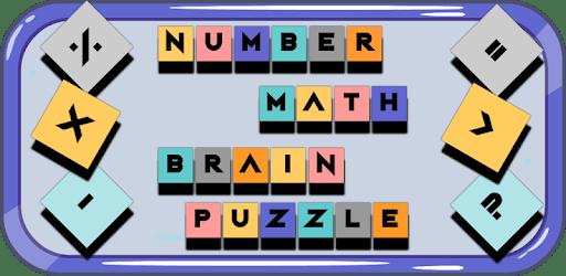 Number Math Brain Puzzle apk