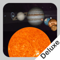 Solar System 3D Deluxe Icon