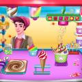 Ice Cream Beach Cart: Ice Popsicle Shop Games Icon
