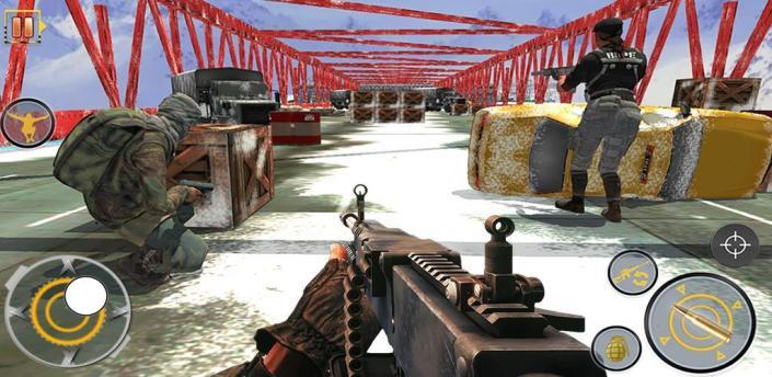 Free Fire Shooting Battleground: Gun Shooting Game apk