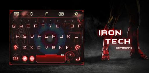 Tech Keyboard Theme apk
