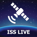 The Earth from Space (ISS) Icon
