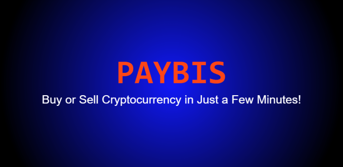 paybis : Buy Bitcoin, Ethereum and Cryptocurrency apk
