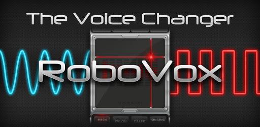 RoboVox Voice Changer apk