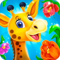 kids zoo - baby games Icon