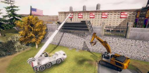 Real construction simulator - City Building Games apk