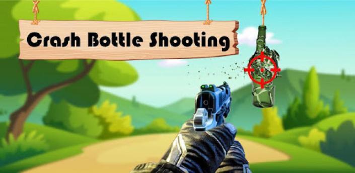 Crash Bottle Shooter 3D apk