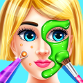 Beauty Salon Makeup Games: Fashion Makeover Games Icon