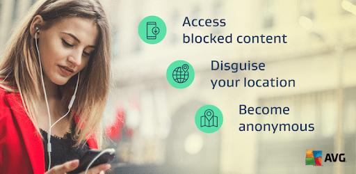 AVG Secure VPN – Unlimited VPN, Hotspot VPN shield apk