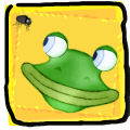 Frog'n'Fly Icon