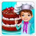 Cake Maker Cooking Games Icon