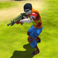 Strike Force Hero 3D Icon