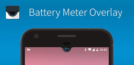 Battery Meter Overlay apk