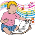 Teach Your Kids Musical Instruments Icon