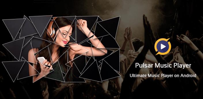 Pulsar Music Player - Mp3 Player, Audio Player apk