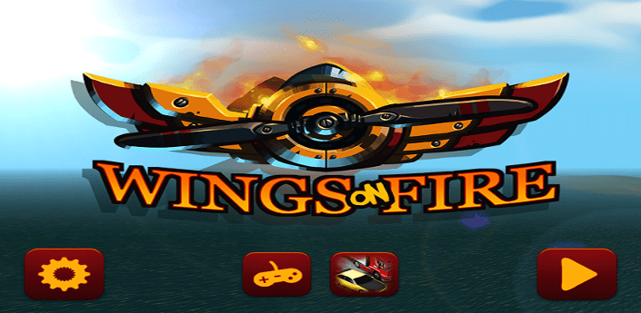 Wings on Fire - Endless Flight apk
