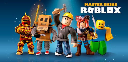 Master skins for Roblox apk