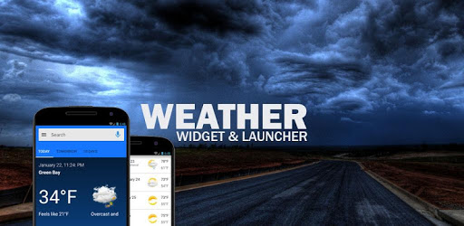 Daily Weather Home - Weather Widget and Launcher apk