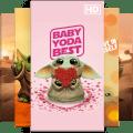 Baby Yoda Wallpaper Icon