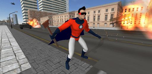 Superhero apk