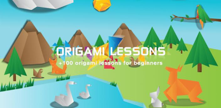 Origami lessons - tutorials for beginners apk